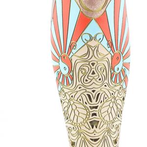 Prosthetic Leg Cover, LSDeener, ca. 2011