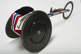 Racing Wheelchair, 2016