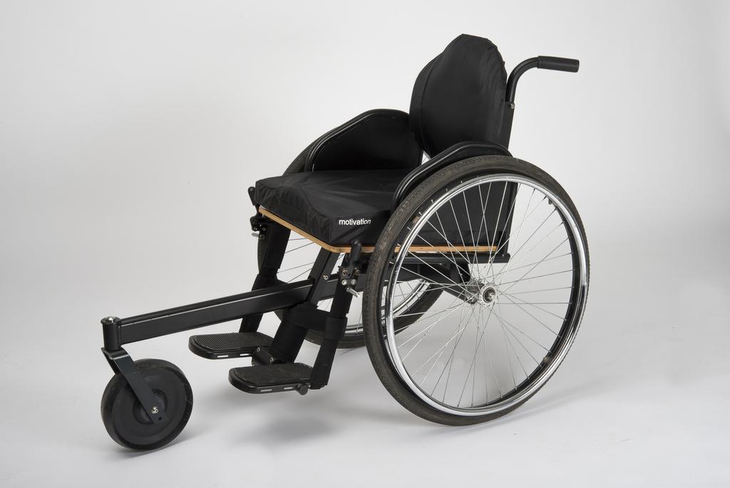 Wheelchair, Motivation Rough Terrain, 2005