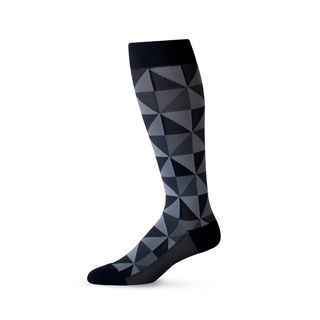 Compression Sock, Going Bare Black, 2014