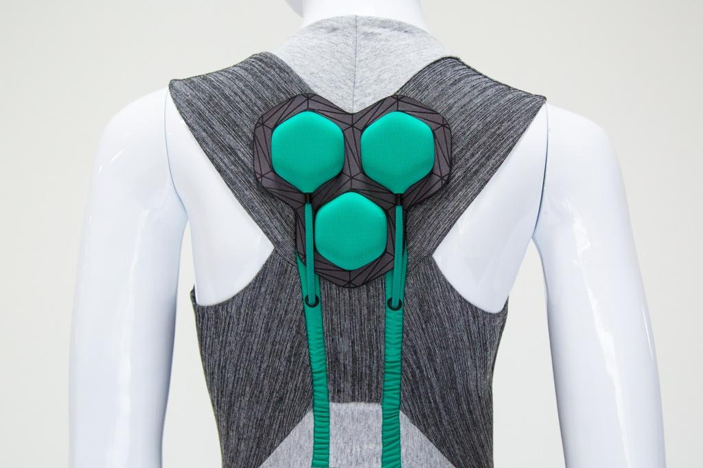 Suit Prototype, Superflex Aura Power, 2016