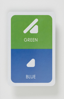 Card Game, UNO ColorADD