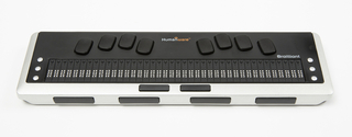 Braille Display, HumanWare Brailliant BI 40