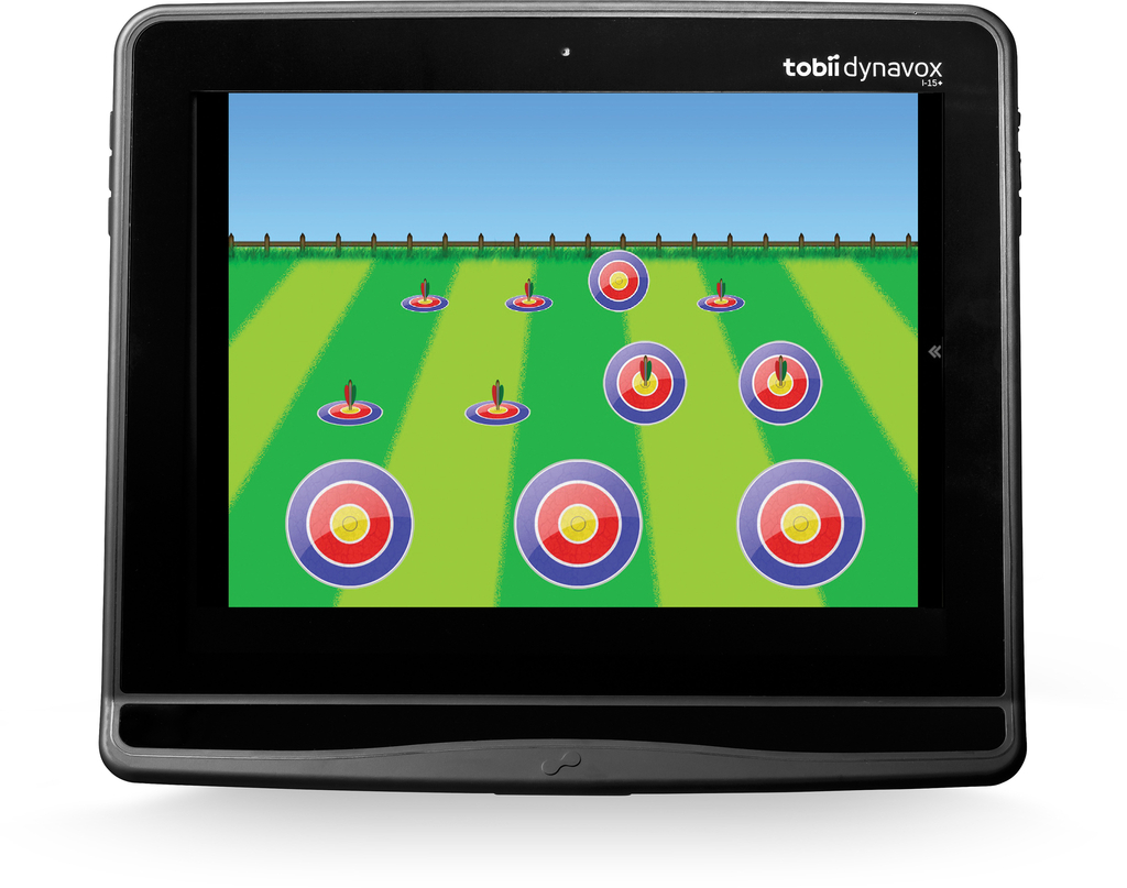 Tablet, Tobii Dynavox I-12+ with Sensory Eye FX, 2013