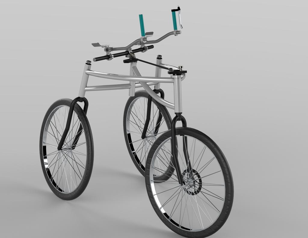 Mobility Aid, AFARI, 2010–14