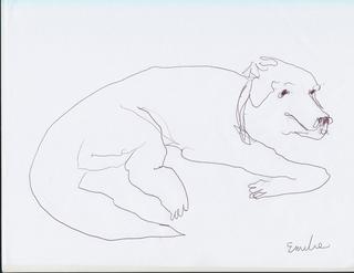 Drawing, 2017