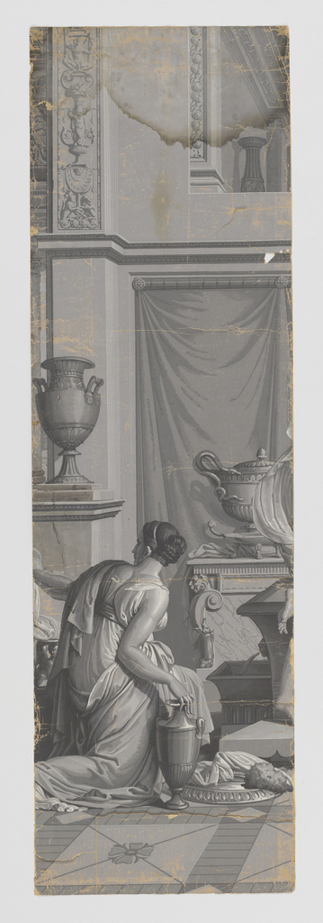 Scenic - Panel, Psyche at Her Bath