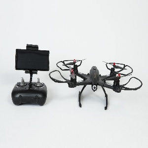 FQ02W FQ777 Foldable Selfie Quadcopter Drone With Remote Control