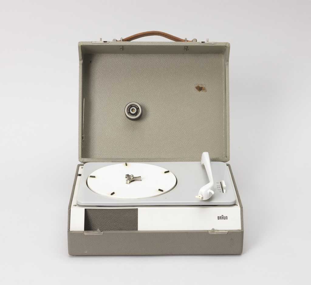 PC 3 Turntable, ca. 1958