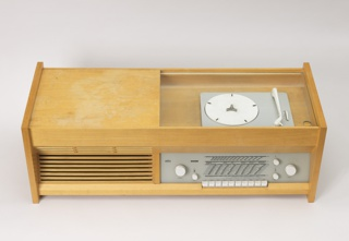 Turntable (Germany), 1955