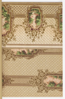 Sample Book, Alfred Peats Wallpaper, No. 1