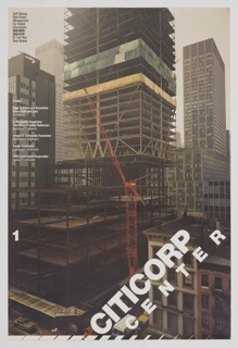 Poster, Citicorp Tower