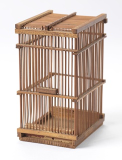 Cricket Cage And Stand (Japan), late 19th century