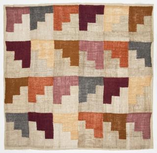 Textile, Six X Four II