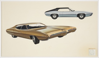Drawing, Concept Cars