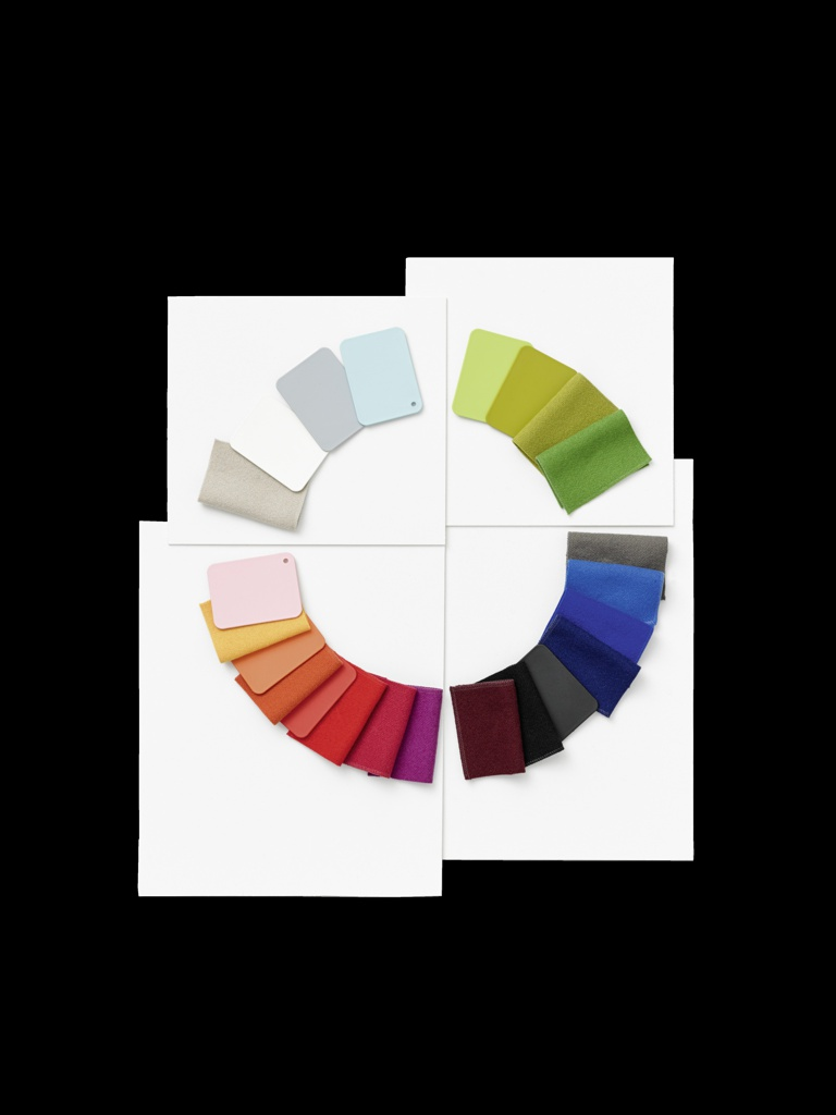 Panton Color Wheel, 2015