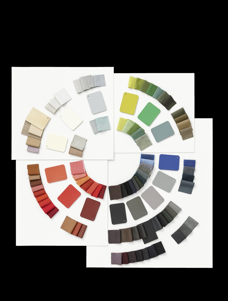 Eames Color Wheel, 2015