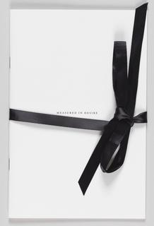 Booklet, Sarah Schwartz Lingerie C