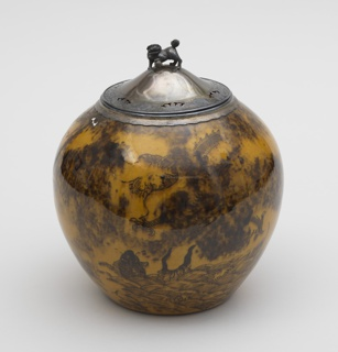 Jar And Cover (China)