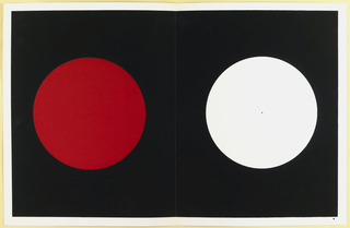 Book, Plate V-III-2, Interaction of Color, 1963