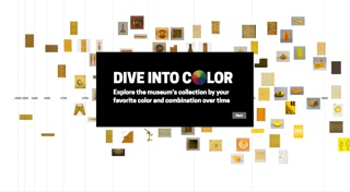 Color Harmony Timeline, Dive Into Color