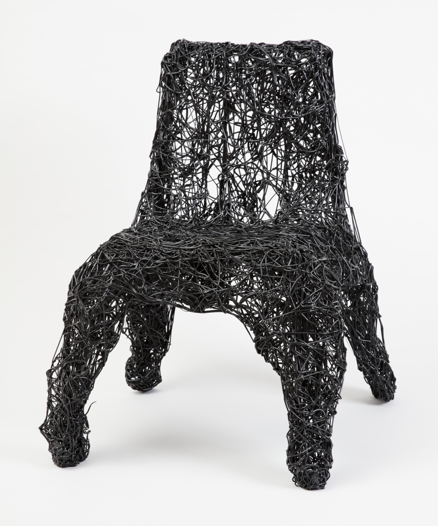 Side Chair, Extruded Chair