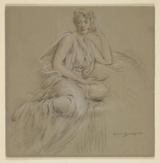 Drawing, Study, ca. 1914