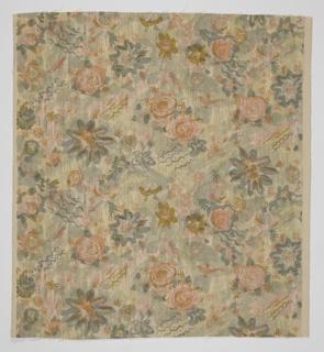 Textile, Spice Garden