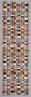 Textile, Full Tone/ Half Tone Blocks, 1971