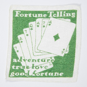 Eight Cocktail Napkins, Wish Fulfillment