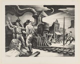 Print, Jesse James