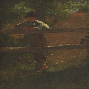 Painting, A Country Lad