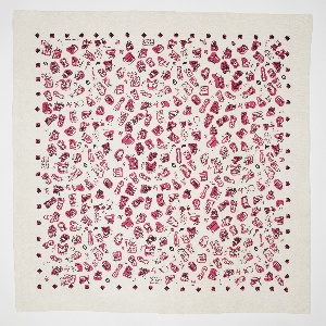 Tablecloth, American Antiques, 1939