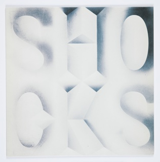 Album Cover, Shocks, 2011