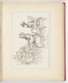 Ephemera, The Pigodeon, Illustration for Scribner's Magazine (XVI, No. 6, December 1894, p. 64)