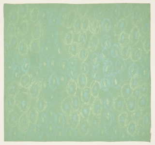 Drawing, Textile Design: Dots and Ovals