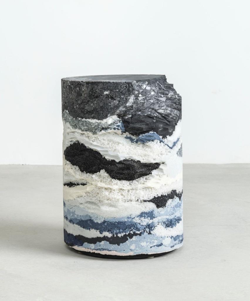 Stool, Strata Drum, 2018