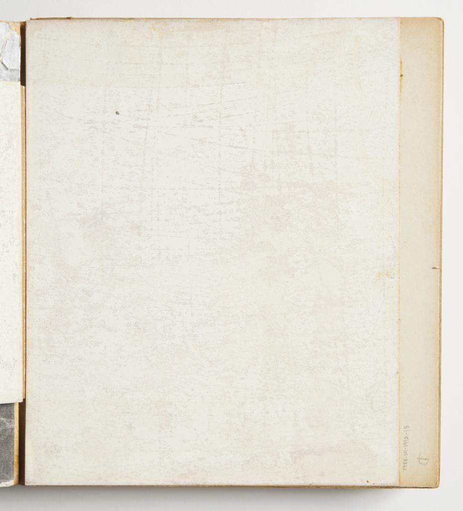 Drawing, Design for Plastic Laminate: Scumbled White