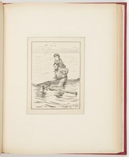 Ephemera, A Ride on an Ocean Steed