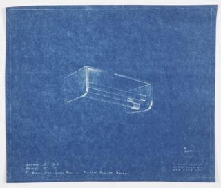 Blueprint, Design for Ceiling Fixture