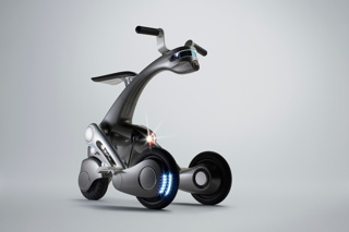 CanguRo Mobility Robot, 2018