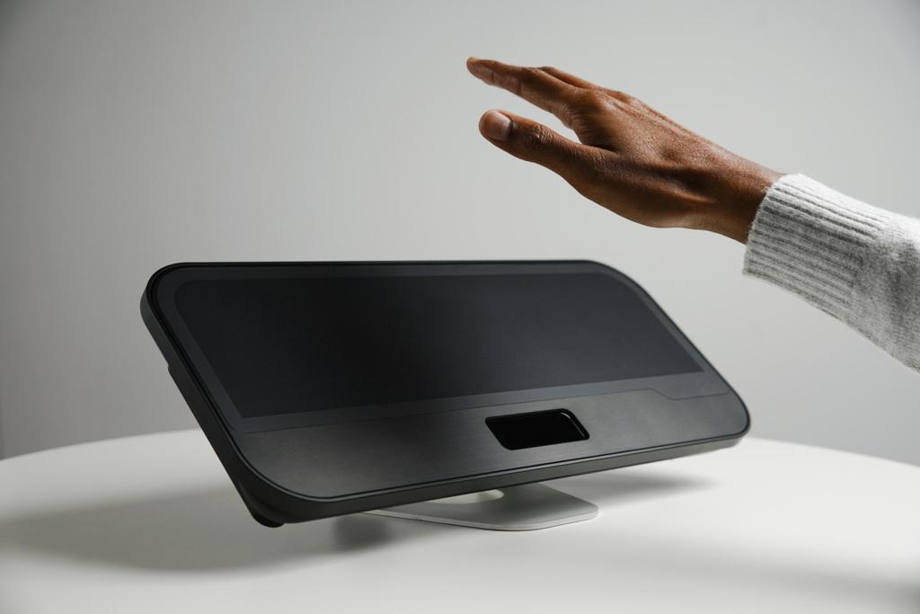 Ultrahaptics Sensory Interface