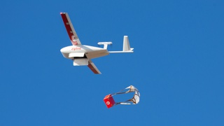 On-Demand Drone Delivery System, 2016