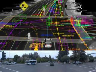 Waymo, Sensor Visualization