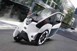 I-ROAD Electric Vehicle