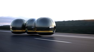 The Float Concept Vehicle, 2017