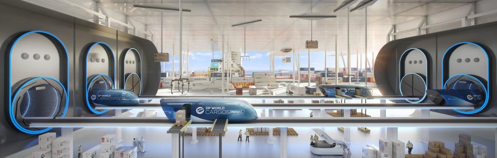 Hyperloop One, 2014–present