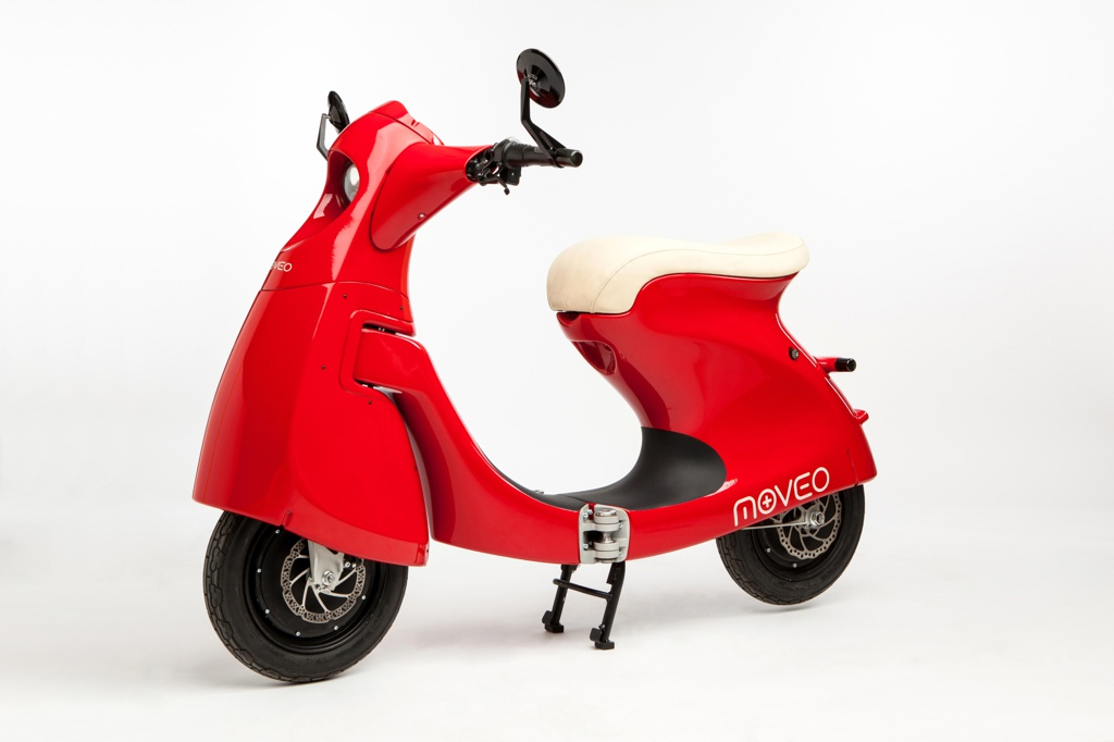 Folding Electric Scooter, 2016