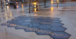 Solar Roadways Panels, 2018
