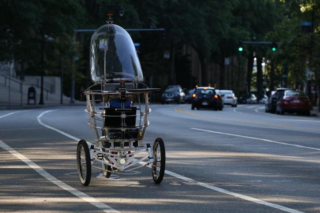 Persuasive Electric Vehicle, 2014